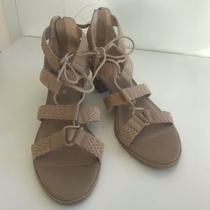 Treasure & Bond Lace Up Sandals